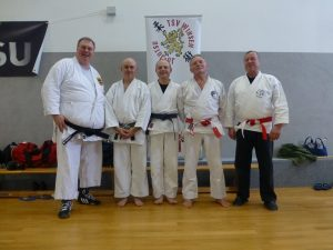 Ju-Jutsu Landeslehrgang am 05. September 2020 in Delmenhorst
