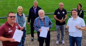 """Mission """"Mädchenfußball"""": TV Jahn Delmenhorst, TuS Heidkrug und Delmenhorster TB kooperieren"""
